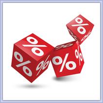 Формула начисления простых процентов